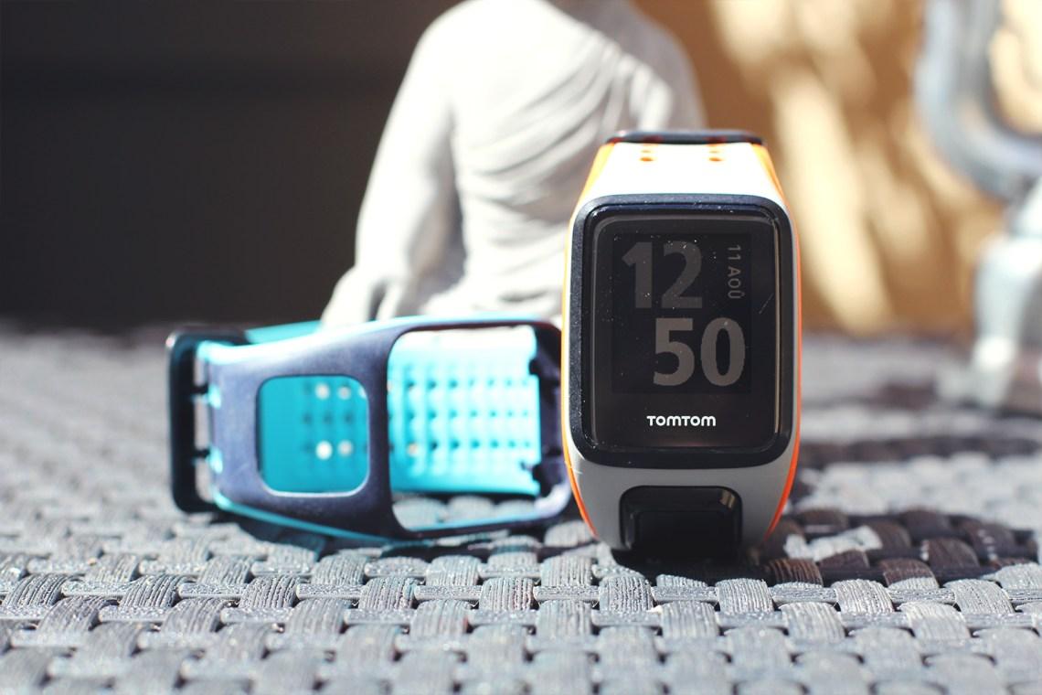 TomTom Runner 2 bracelets