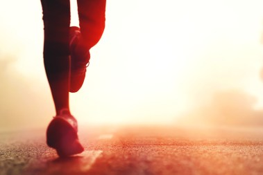 Running type foulée