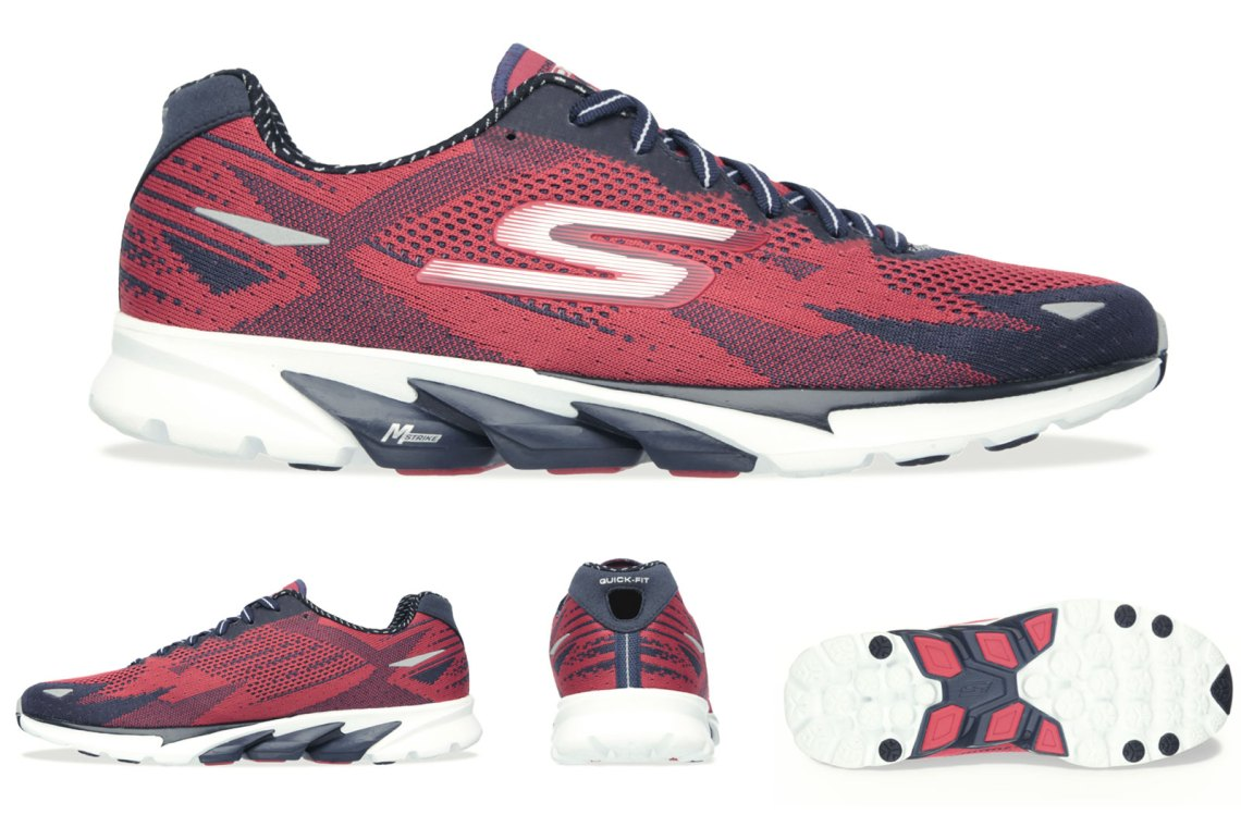 Skechers GoRun 4