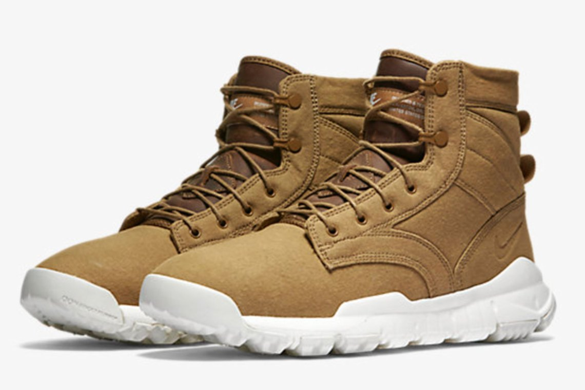 Boots Homme Nike Canvas
