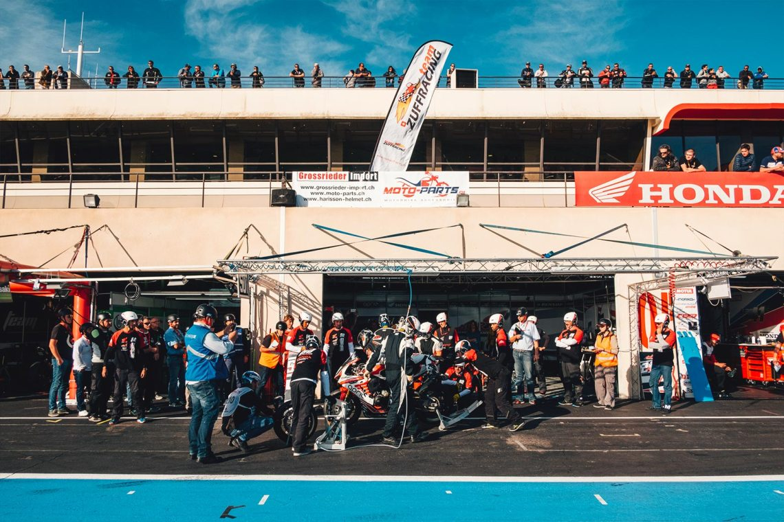 Stand circuit paul ricard Bol d'Or 2017