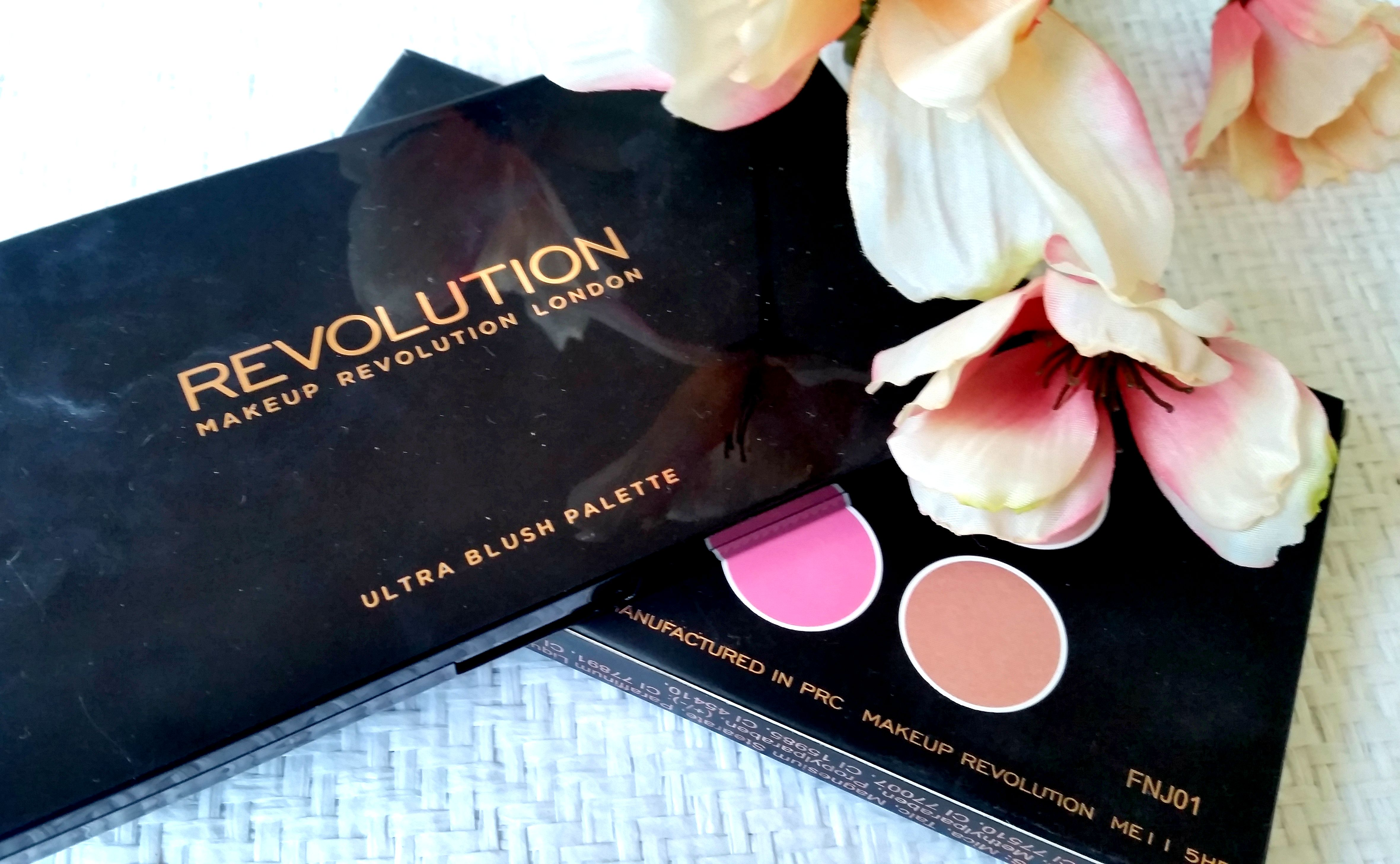 Makeup Revolution Blush Palette In All About Pink Modus Vivendi Make Up My Phase Is Still Strong And Going Mission To Own The World One Of Latest May I Say Glorious Editions