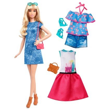 43 Lacey Blue Doll & Fashion - Tall