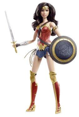 Barbie Collector Batman v Superman Dawn of Justice Wonder Woman Doll flyer