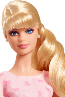 It's a Girl Barbie® Doll face