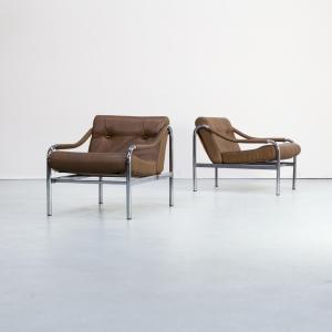 Design Stoel Lounge.Barbmama Design Vintage