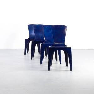 Houten Stoel Vintage.Chair Barbmama