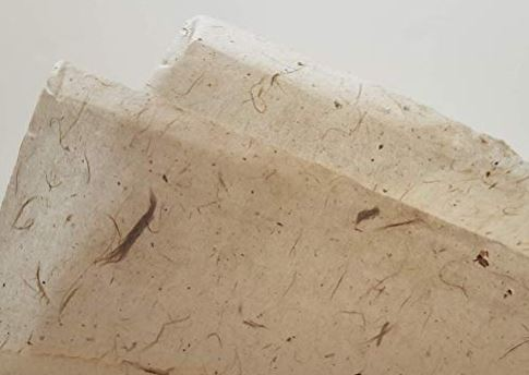 10 sheet of mulberry paper