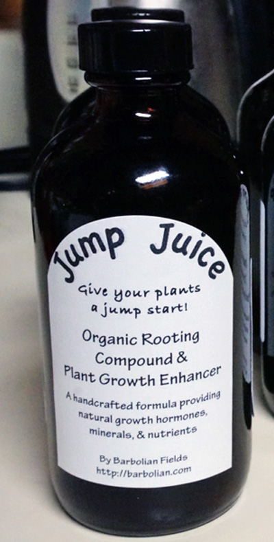Jump Juice Organic Rooting Compound