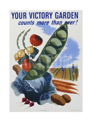 Your Victory Garden
