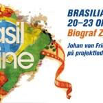 Brasiliansk filmfestival i Stockholm 20-23 okt