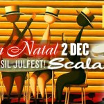 Samba Natal - Bar Brasil Julfest på Scalateatern 2 dec