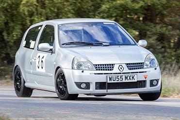 David Brown - Renault Clio