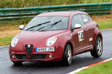 Leo Martorana - Alfa Romeo MiTo