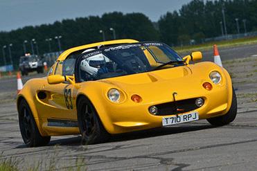 Nicholas Emery & Russell Whitworth- Lotus Elise S1