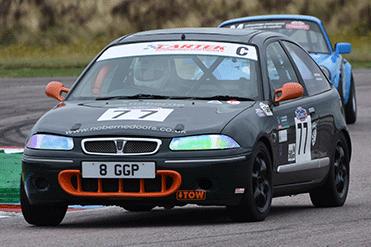 Wayne Parker - Rover BRM