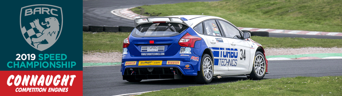 Geoff Kershaw - Turbo Technics Ford Focus