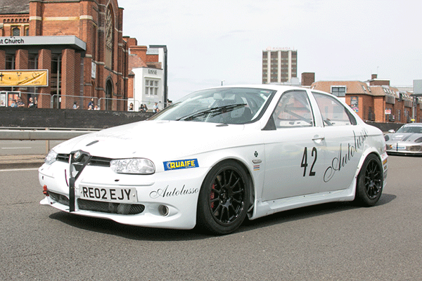 Mike Stark - Alfa Romeo 156 GTA - MotoFest Coventry 2019