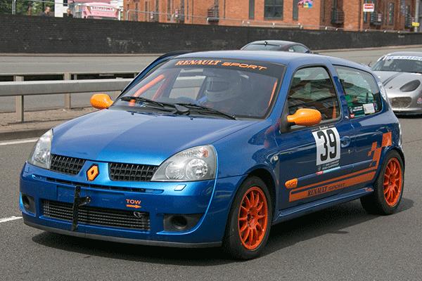 Taras Andrusin - Renault Clio 172
