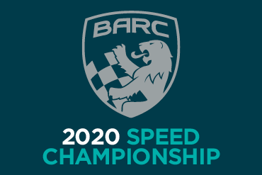 2020 BARC Connaught Speed Championship Homepage Image