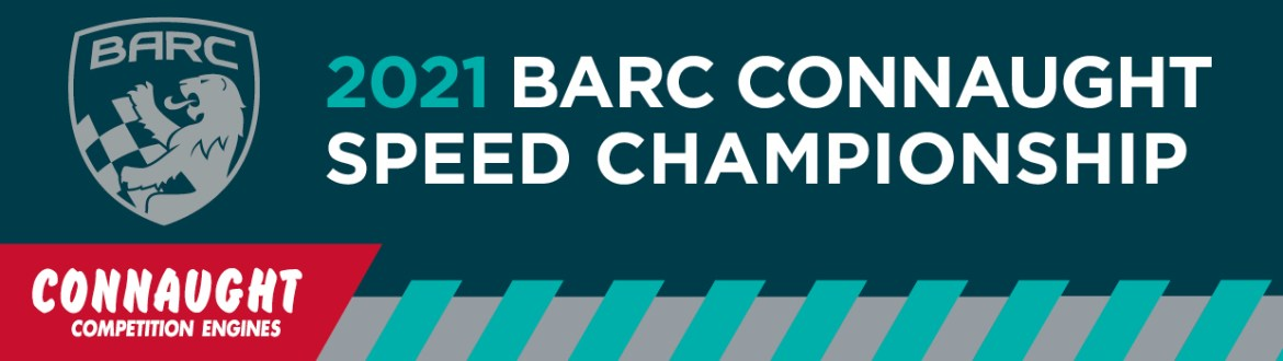 2021 BARC Connaught Speed Championship Header Banner