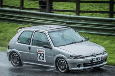 Jonathan Toon - Peugeot 106