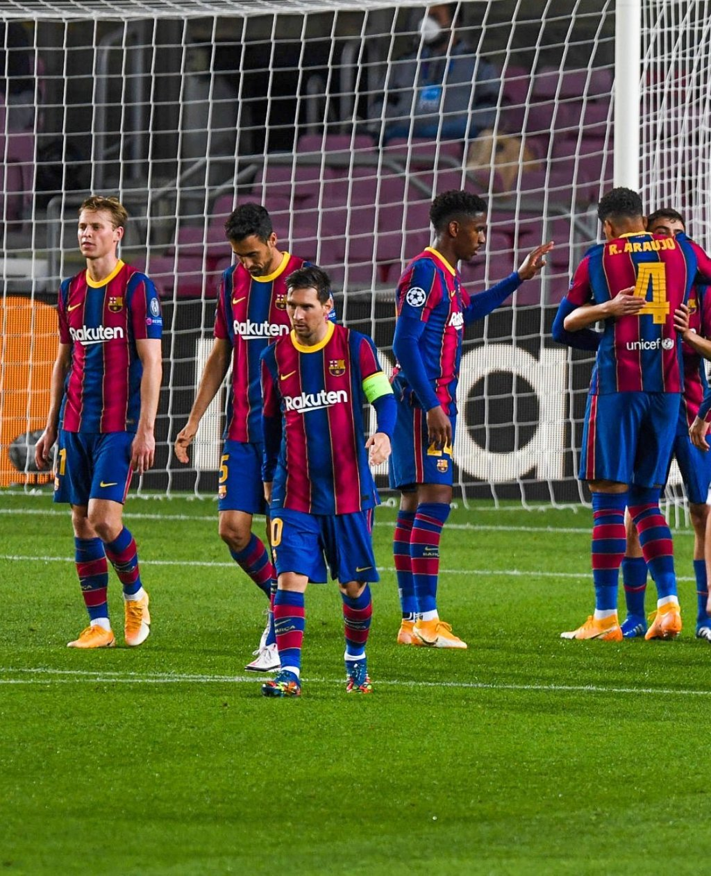 Editorial Review Barcelona 5 1 Ferencvaros Victory In Ucl Groupstage Barcatimes