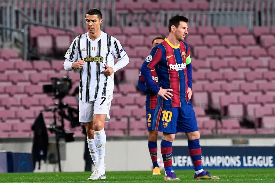 Barcelona collapsed at Camp nou against juventus