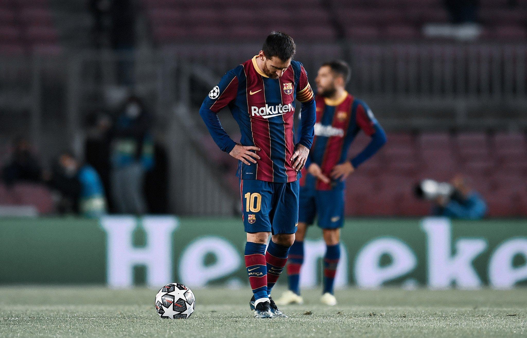 Barcelona 1-4 PSG, Match Review: Mbappe hattrick ends Barça | Barca  Universal