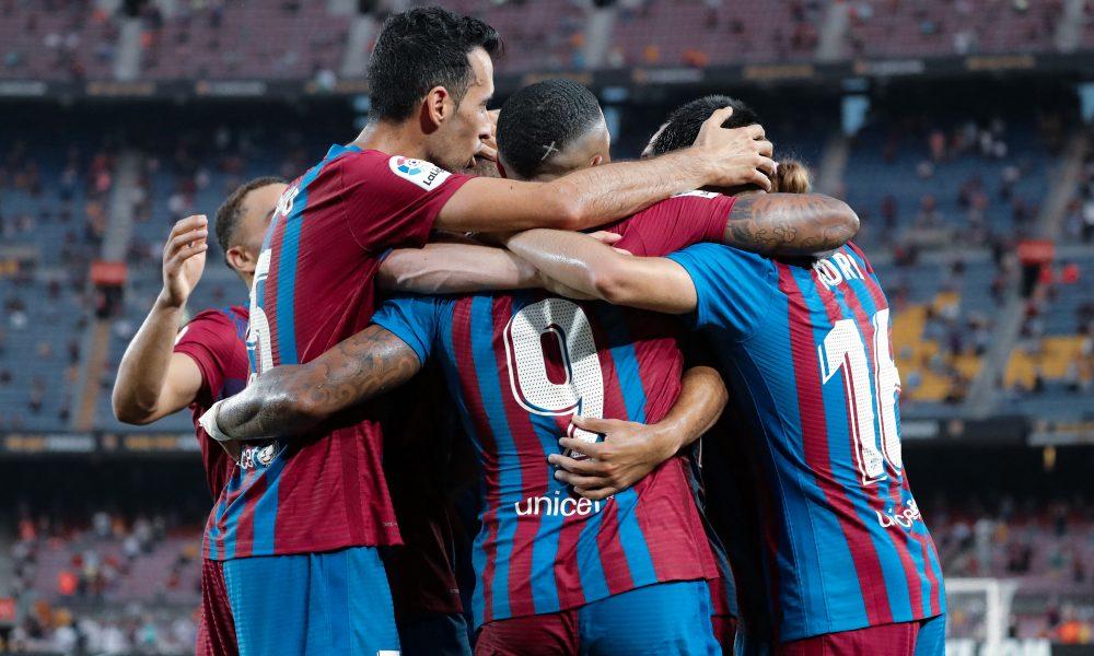 Barcelona predicted lineup vs Granada