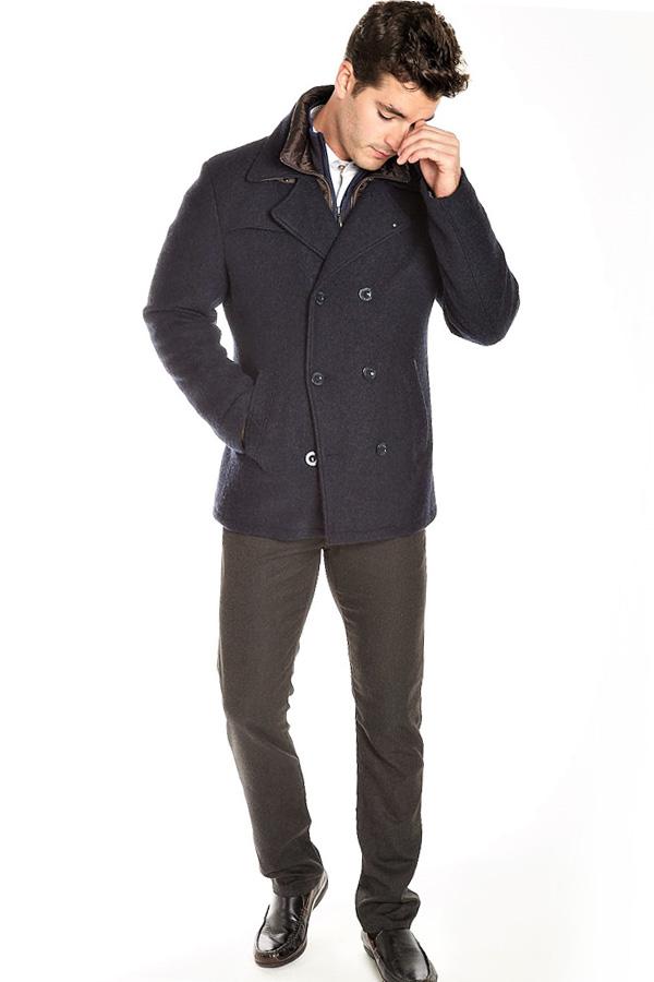 P-Coat boucle