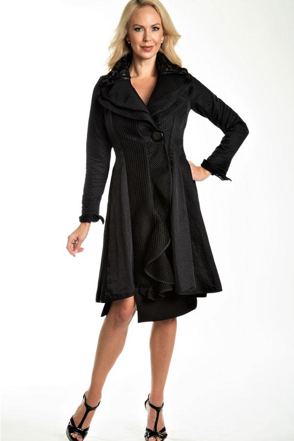 Micro Tech Weatherproof Jacket Dress