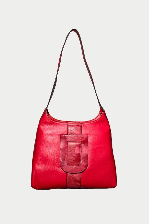 Single Strap Leather Purse