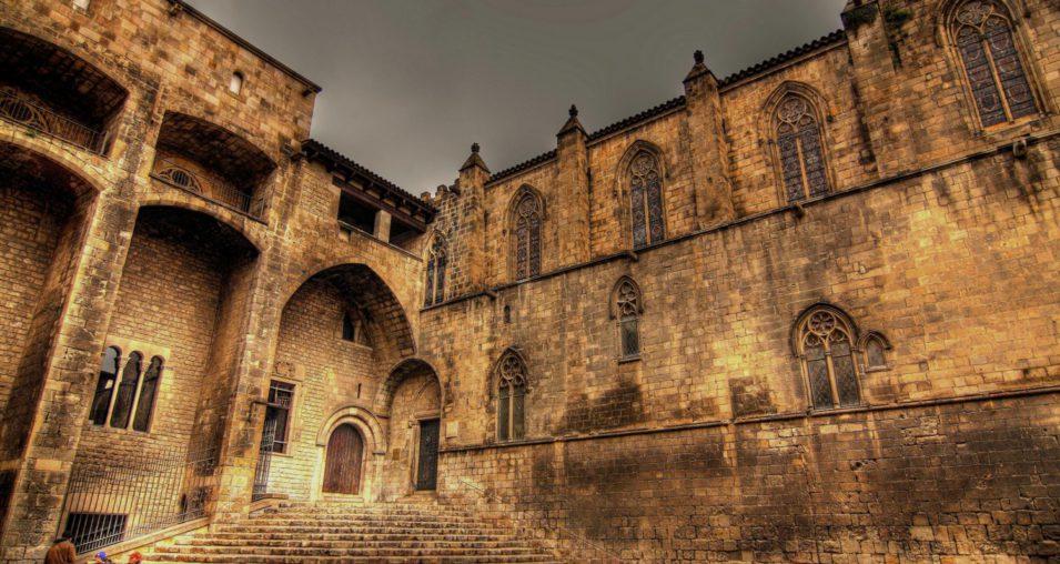 نتيجة بحث الصور عن متحف تاريخ برشلونة