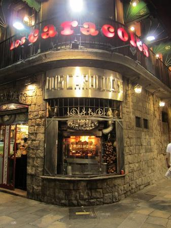 Los Caracoles Restaurant Events And Guide Barcelona Home