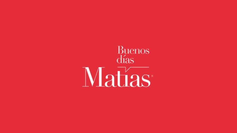 Logotipo de Matias Buenos Días