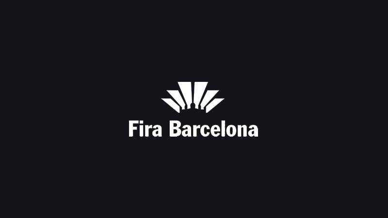 Logotipo de Fira Barcelona