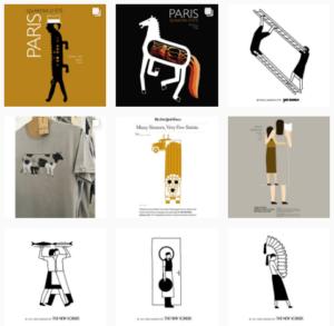 Diseño correcto en Instagram para empresas