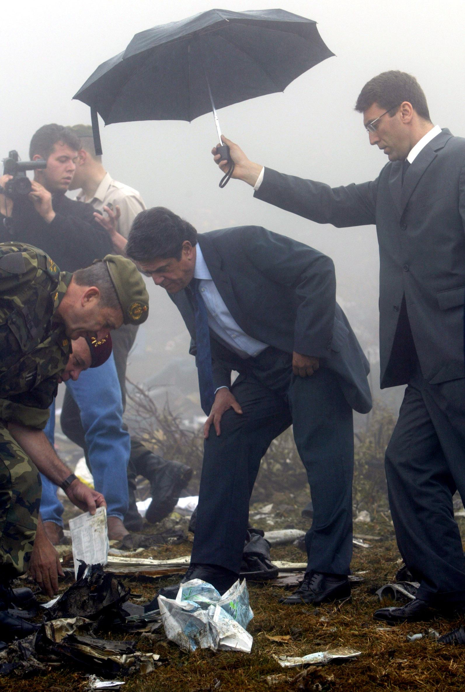 TURKEY CRASH SPAIN UKRAINE