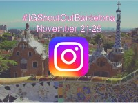Instagram ShoutOut Barcelona Challenge (#IGShoutoutBarcelona) Nov 21st – 25th