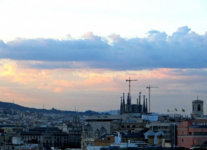 barcelona-sagrada-familia-sunset-view-hotel-barcelo