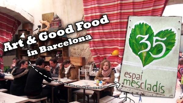 My New Favorite Hidden Café in Barcelona (Plus 3 BIG ...
