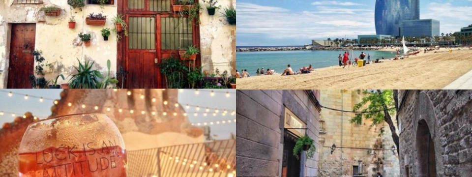 My Very Favorite Things to do in Barcelona