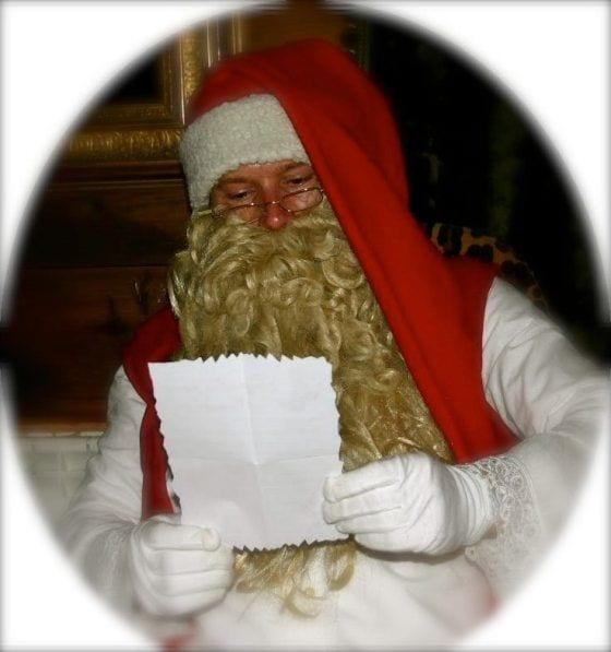 Papá Noel Andorra