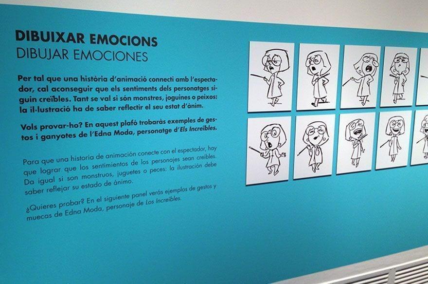 Pixar Barcelona