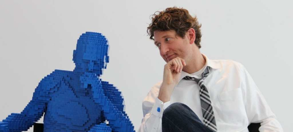 The Art of the Brick Nathan Sawaya