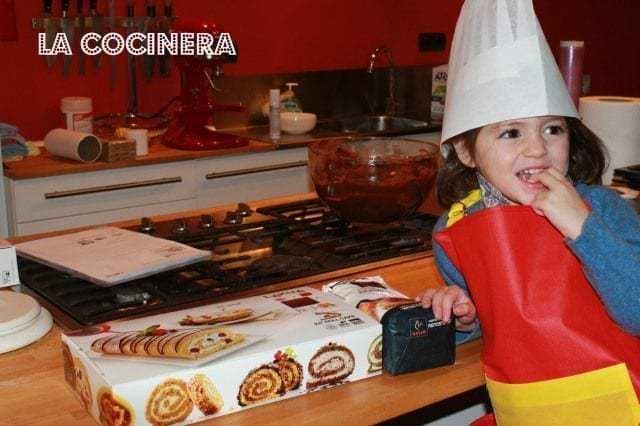 Taller cocina Pastas Gallo y Lekue