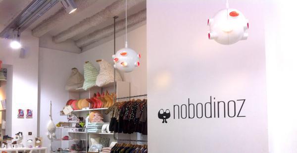 Nobodinoz, primer concept store para niños en Barcelona.