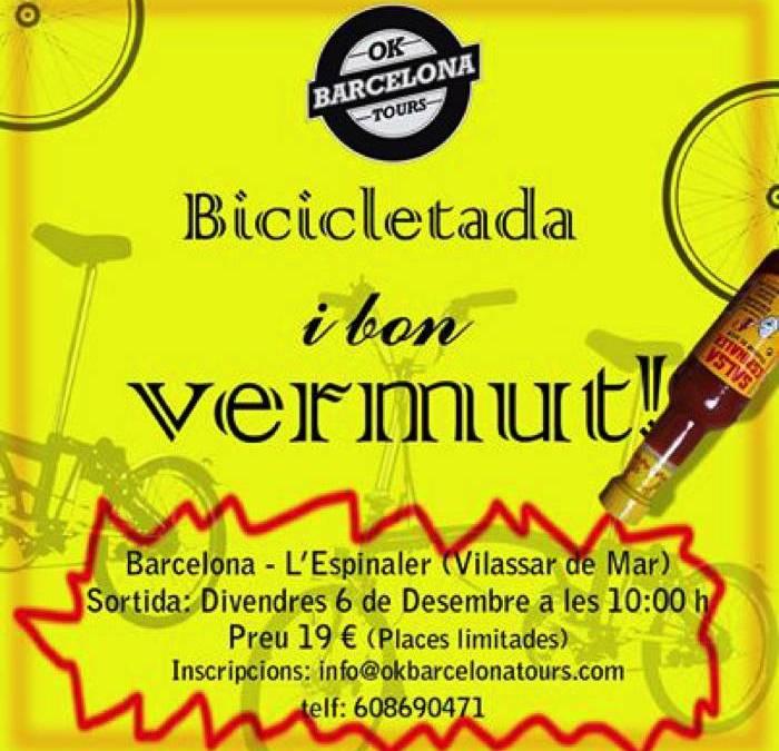 Ruta en bici Barcelona – Vilassar de Mar.