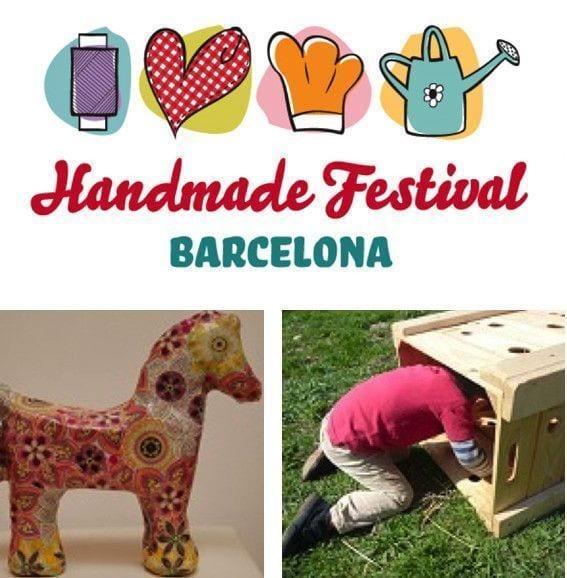 Sorteo 2 entradas para el Handmade Festival